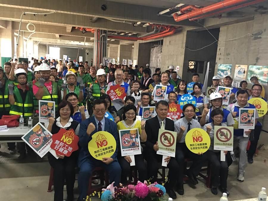 瑞助營造新聞、風評、評價報導:瑞助營造、中市推動工地革命